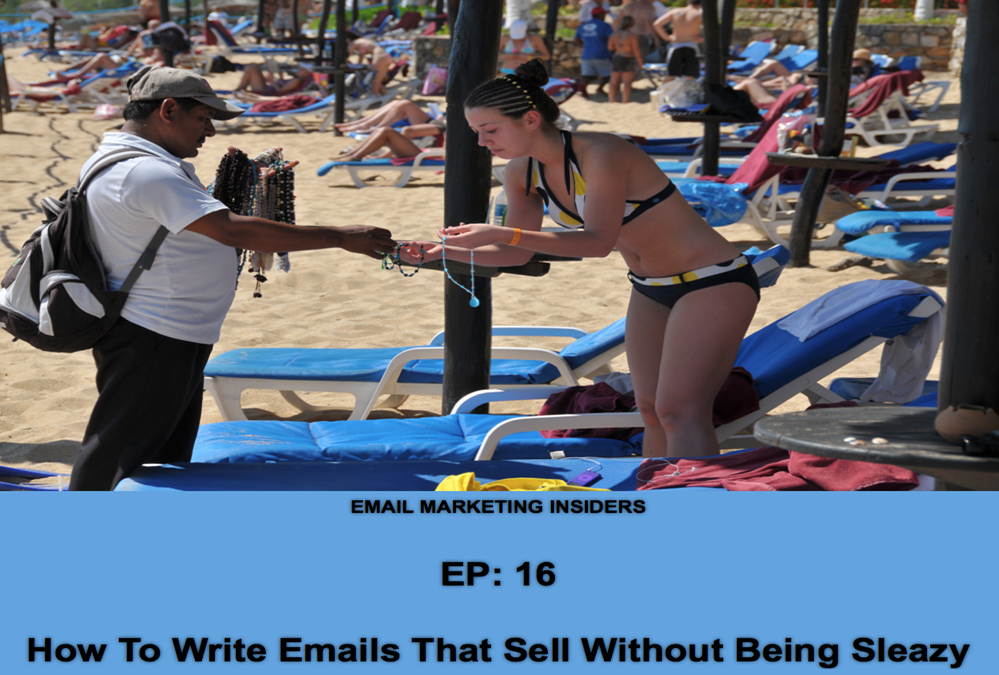 "EP 16: ""The Email Gravity Formula"" How To Write Emails That Sell Without Being Sleazy"