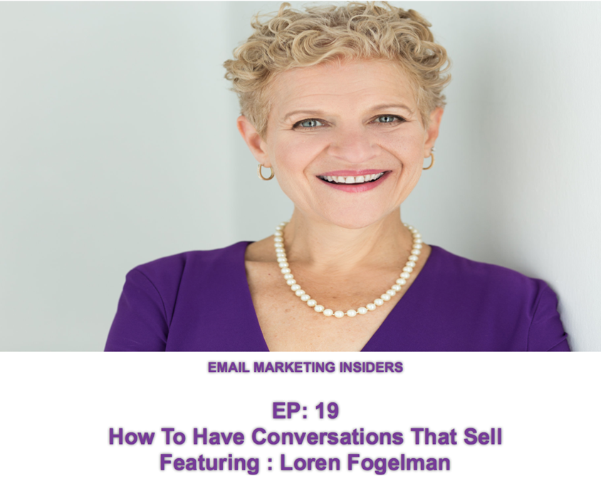 EP 19: How To Make Big Profits from A Small Email List